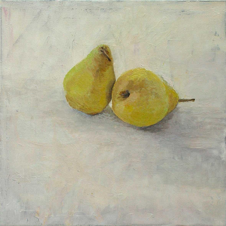 Gute Luise, 40 x 40 cm, Öl/Lwd., 2006