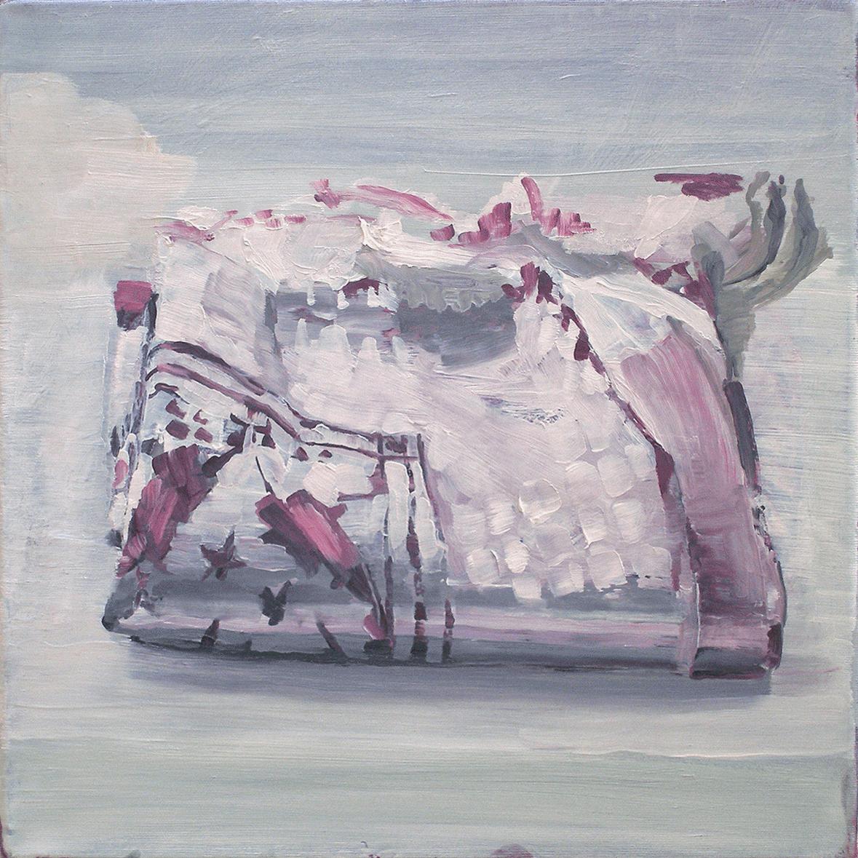 Arabeske 62, 40 x 90, ÖlLwd., 2012