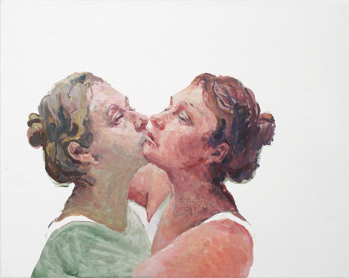 Dublee, 50 x 40, Öl, Lwd, 2018